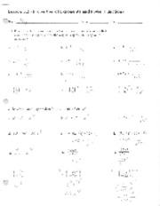 5.2 Part 1 Practice Worksheet - 1) 2) 3) 4) 5) 6) 7) 8) 9 ...