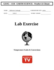 1110+Lab+Exercise+Temperature+Conversions+Fa09