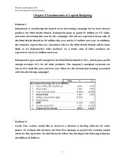 Week 8 - Chapter 9 Fundamentals of Capital Budgeting(1).docx