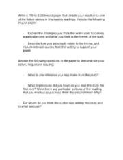 essay womens expectations