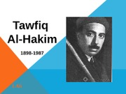 A5651_TawfiqAlHakim_PPT