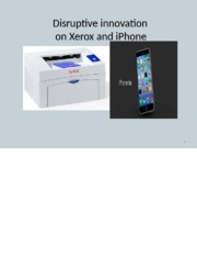 xerox and iPhone.ppt