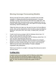 moving_average_forecasting_models