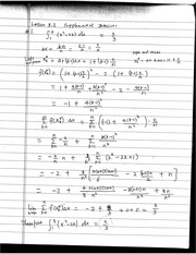 Supplemental Exercises 8.2 Solutions