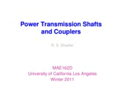 Lecture_Shafts_Couplers
