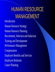 MBA_HUMAN RESOURCE MANAGEMENT_1.ppt