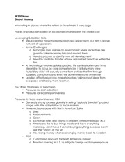 foreign exchange worksheet with answers international business 200 name. Black Bedroom Furniture Sets. Home Design Ideas