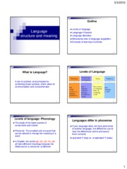 P11B+Slides+11--Language+structure+++meaning
