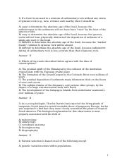 Practice Exam 1 Questions Fall 2013