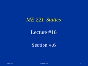 Lecture 16 sect 4.6
