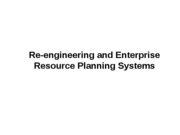 CH 2_Re-engineering & ERP