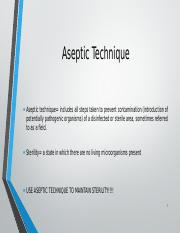 Aseptic Technique (1).pptx