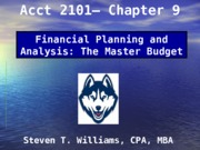 Acct2101_STW_Chapter9 - ProfitPlanning_ABB-HuskyCT Version(1)-3