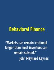 10 Behavioral Finance.pptx