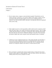 Introduction to Business chapter 4.docx
