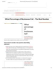 What Percentage of Businesses Fail - The Real Number.pdf