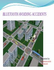 45BLUETOOTH AVOIDING ACCIDENTS ppt.pptx