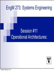 Lecture #11 Operational Architecture.pdf