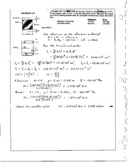 322_Mechanics Homework Mechanics of Materials Solution