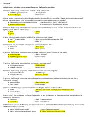 70-688 Supporting Windows 8.1-Lesson 9 Knowledge Assesment Answer Key