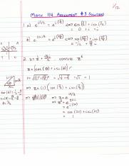 Math114_F16_Assignment3_Solutions