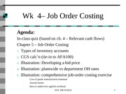 W2014 My slides for Wk 4_Job Order Costing(1)