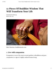 Pocket_ 12 Pieces Of Buddhist Wisdom That Will Transform Your Life