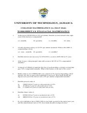MATH1044_Worksheet_8_-_Financial_Mathematics