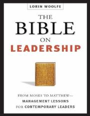 McGraw-Hill - The Bible On Leadership.pdf