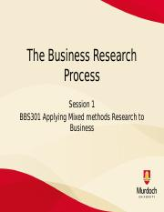 Session 1 The Business Research Process (revisited).pptx