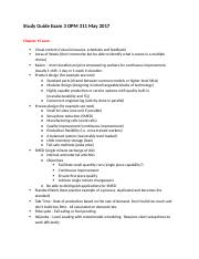 Exam 3 Study Guide Chapter 15.docx