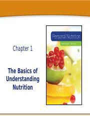 Basic NutritionChapter 1 Part 1 (2).ppt