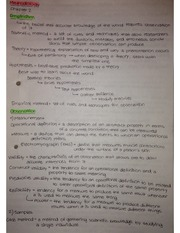 Mthodology Chapter 2 Notes