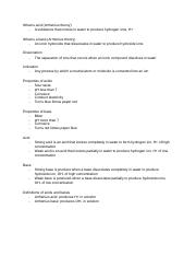SCH3U - Module 3 docx - Lewis Structures and bonding 1 Identify the