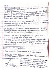 Decision Time Frame Lecture 11 Class Note