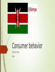 Consumer behavior.ppt