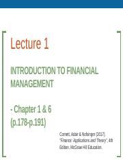 Lecture 1 (Overview of Financial Management).pptx