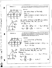 11_Mechanics Homework Mechanics of Materials Solution