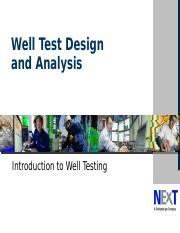 01 - Introduction to Well Testing 31 slides.pptx