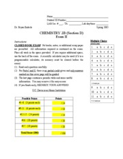 Practice Exam II - S05 KEY