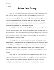 asher farms case essay The case study analysis is not an essay 5 documents similar to how to write a case analysis | college mba program skip carousel carousel previous carousel next.