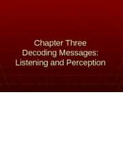 utf8''Chapter Three Trenholm Fall 2010 5th ed..ppt