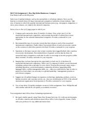 MGT 510 - Assignment 1 Instructions.docx