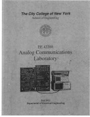 EE422 Lab manual