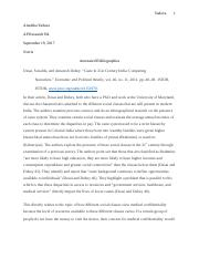 annotated bibliography ap research ahahsshdf).docx