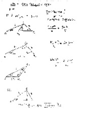 Solutions to Law of Sines Ambiguous Case