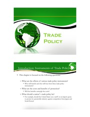 Topic 3 Instruments of trade policy_interactive