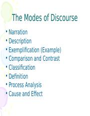 Lecture over The Modes of Discourse.ppt.pptx