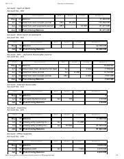 adjusting general ledger practice set information general ledger post adjusting account cash. Black Bedroom Furniture Sets. Home Design Ideas