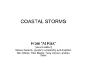 ApplicationToCoastalStorms